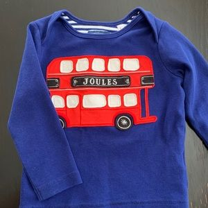 Joules top toddler boys 18-24m